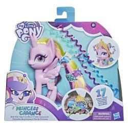 My Little Pony Best Hair Day Princess Cadance 5-Inch Hair-Styling Pony Figure