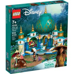 LEGO Disney 43181 Raya and the Heart Palace