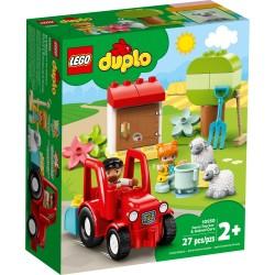 LEGO Duplo 10950 Farm Tractor & Animal Care