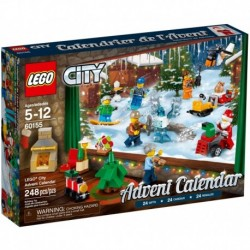Lego City 60155 Advent Calendar
