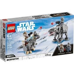 LEGO Star Wars 75298 AT-AT vs. Tauntaun Microfighters