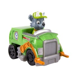 Paw Patrol-Rescue Racer-Rockey