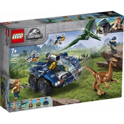 LEGO Jurassic World 75940 Gallimimus and Pteranodon Breakout