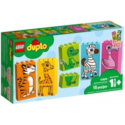 LEGO Duplo 10885 My First Fun Puzzle