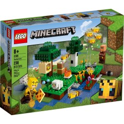 LEGO Minecraft 21165 The Bee Farm