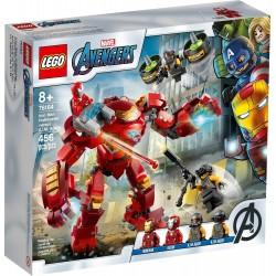 LEGO Super Heroes 76164 Iron Man Hulkbuster versus A.I.M. Agent