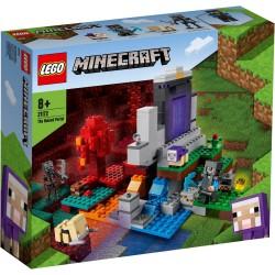 LEGO Minecraft 21172 The Ruined Portal