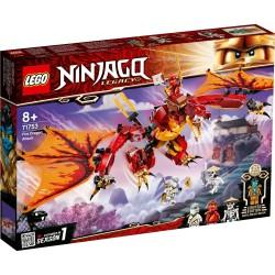 LEGO Ninjago 71753 Fire Dragon Attack