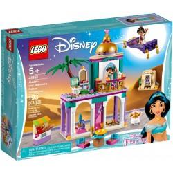 LEGO Disney 41161 Aladdin and Jasmine's Palace Adventures