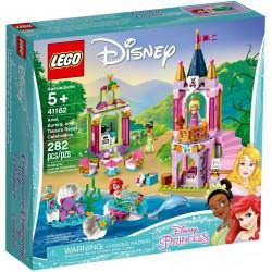 LEGO Disney 41162 Ariel, Aurora, and Tiana's Royal Celebration