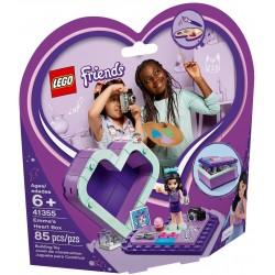 LEGO Friends 41355 Emma's Heart Box
