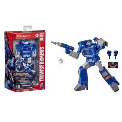 Transformers R.E.D. [Robot Enhanced Design] The Transformers G1 Soundwave