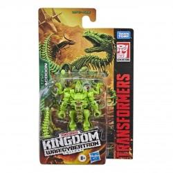 Transformers Generations War for Cybertron: Kingdom Core Class WFC-K22 Dracodon Action Figure