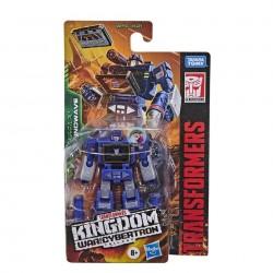 Transformers Generations War for Cybertron: Kingdom Core Class WFC-K21 Soundwave Action Figure