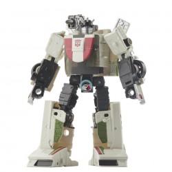 Transformers Generations War for Cybertron: Kingdom Deluxe Wheeljack Action Figure