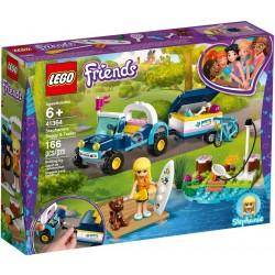 LEGO Friends 41364 Stephanie's Buggy & Trailer
