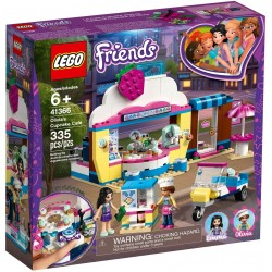 LEGO Friends 41366 Olivia's Cupcake Cafe