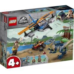 LEGO Jurassic World 75942 Velociraptor: Biplane Rescue Mission?