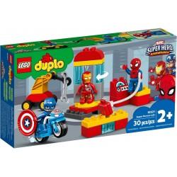 LEGO DUPLO Marvel 10921 Super Heroes Lab