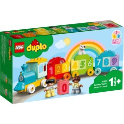 LEGO Duplo 10954 Number Train - Learn To Count