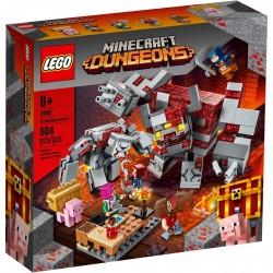 LEGO Minecraft 21163 The Redstone Battle