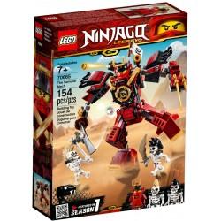 LEGO Ninjago 70665 The Samurai Mech