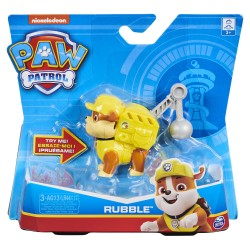 Paw Patrol Action Pack Pup with Sound Rubble