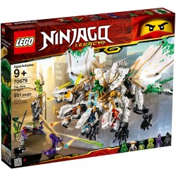 LEGO Ninjago 70679 The Ultra Dragon