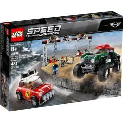 LEGO Speed Champions 75894 1967 Mini Cooper S Rally
