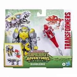 Transformers Dinobot Adventures Dinobot Defenders Bumblebee 2-Pack Figure