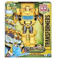 Transformers Bumblebee Cyberverse Adventures Dinobots Unite Roll N' Change Bumblebee