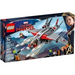 LEGO Marvel Super Heroes 76127 Captain Marvel and The Skrull Attack
