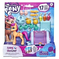 My Little Pony: A New Generation Sunny Starscout Movie Magic Playset