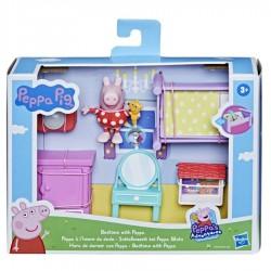 Peppa Pig Peppa's Adventures Bedtime with Peppa Accessory Set Preschool Toy
