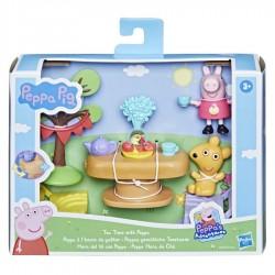 Peppa Pig Peppa's Adventures Tea Time with Peppa Accessory Set Preschool Toy