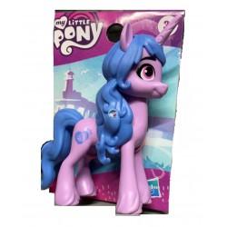 My Little Pony: A New Generation Movie Friends Figure - 3-Inch Pony Toy - Purple & Blue