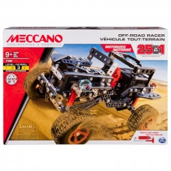 Meccano 25 Models Set 4x4 Off-Road Truck