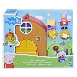 Peppa Pig Peppa's Adventures Peppa's Petting Farm Fun Playset