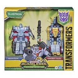 Transformers Bumblebee Cyberverse Adventures Dinobots Unite Dino Combiners Slugtron Figures