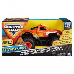 Monster Jam 1:24 Remote Control - El Toro Loco