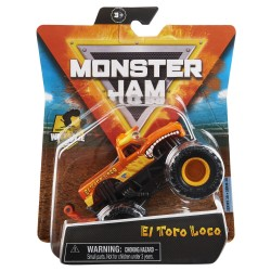Monster Jam 1:64 Single Pack F21 El Toro Loco Wheelie Bar