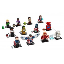 LEGO Collectible Minifigures 71031 Marvel Studios Complete Box of 36