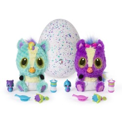 Hatchimals Hatchibabies Ponette Asst