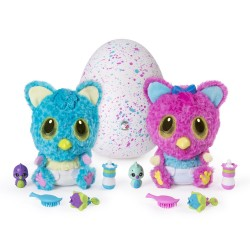 Hatchimals Hatchibabies Cheetee Asst