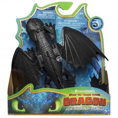 HTTYD 3 Basic Dragon - Toothless