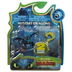 HTTYD 3 Mystery Dragons 2 Pack - Toothless